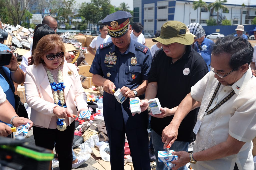 EU clears Philippines of priority label in counterfeit watchlist